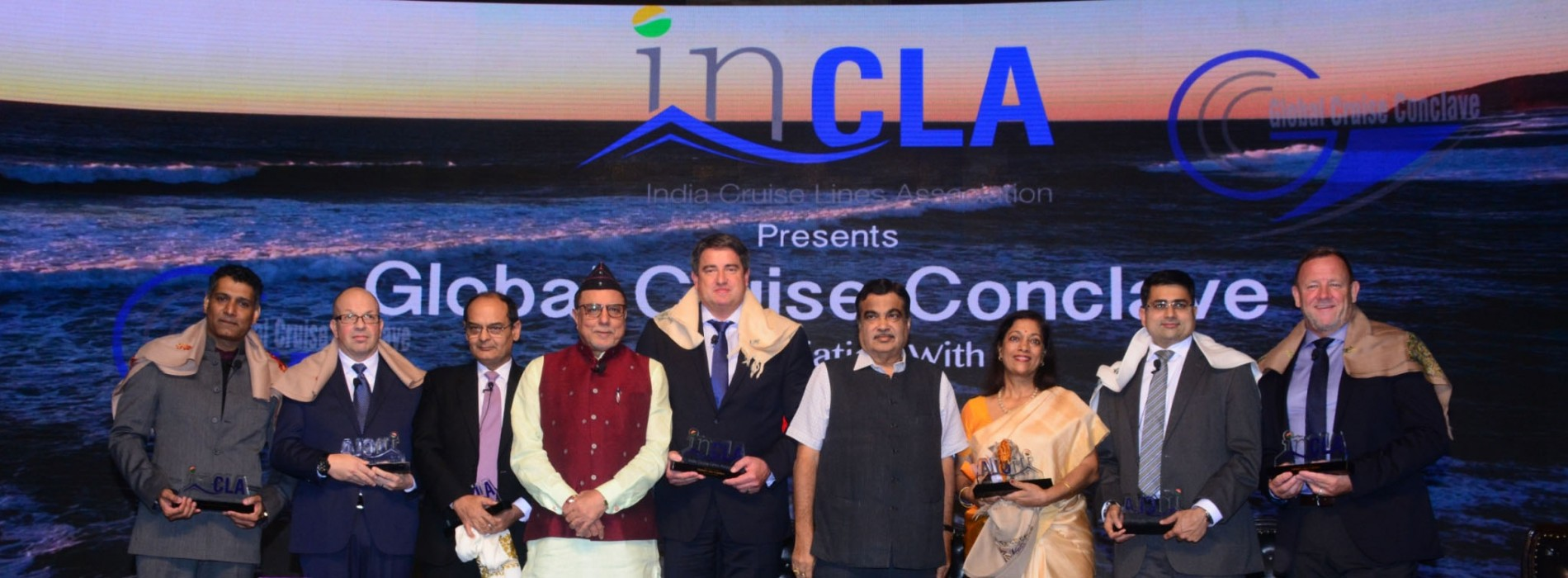 "India Cruise Lines Association presents White Paper on ""Recommendations for Indian Cruise Industry"""