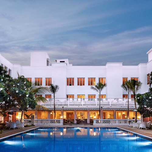 South India's oldest hotel Taj Connemara reopens in Chennai