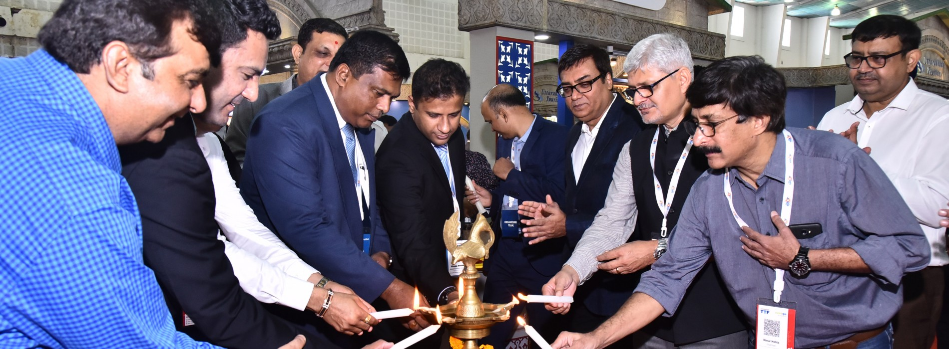 TTF opens in Ahmedabad