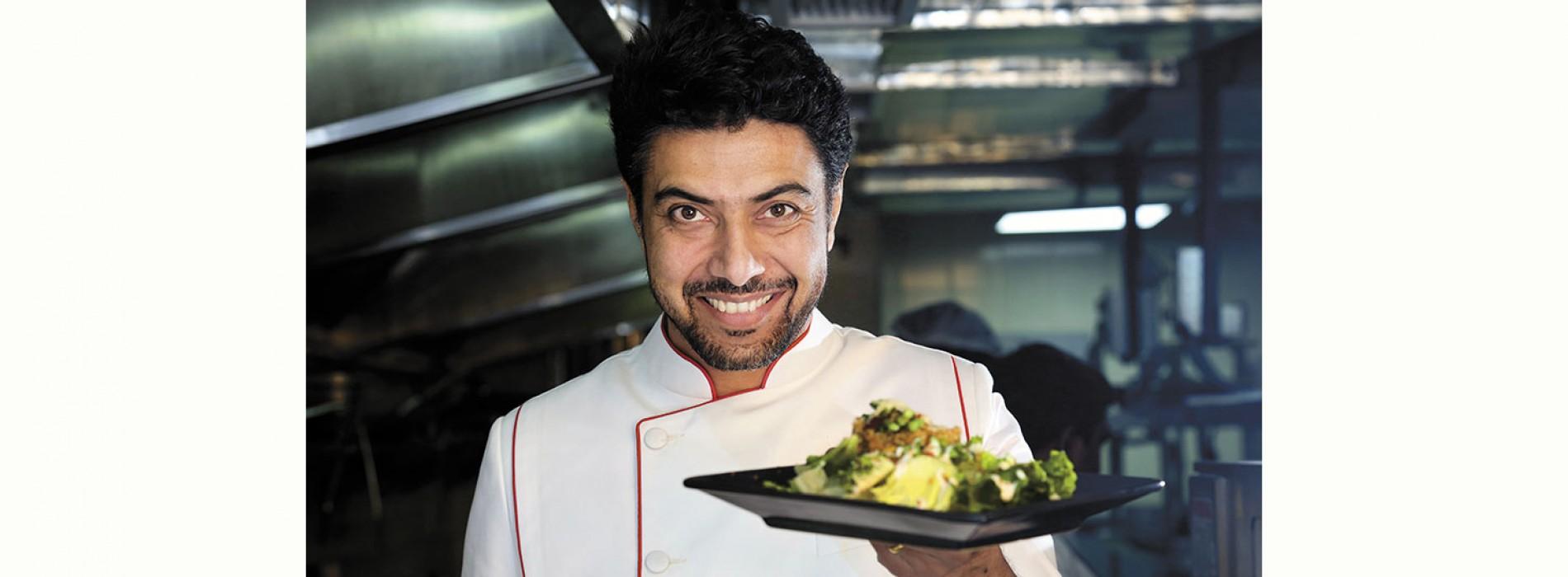 TIRUN brings onboard renowned Indian Chef Ranveer Brar