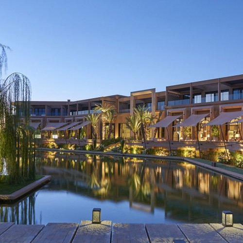 Experience the magic of Marrakech with Mandarin Oriental