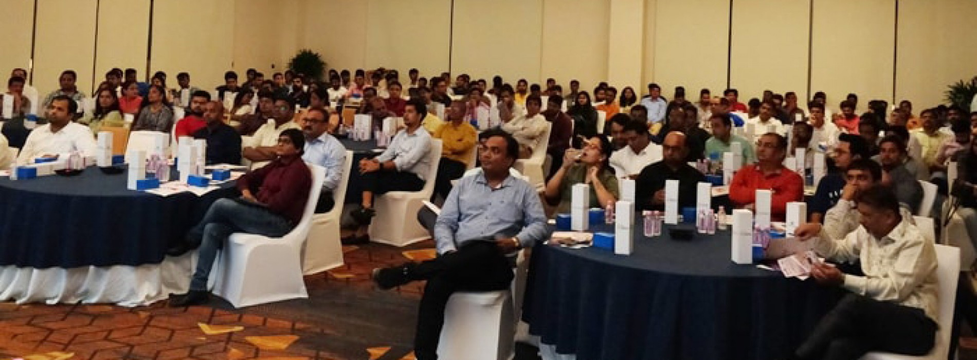 TMA successfully conducted multicity roadshow in Gujarat