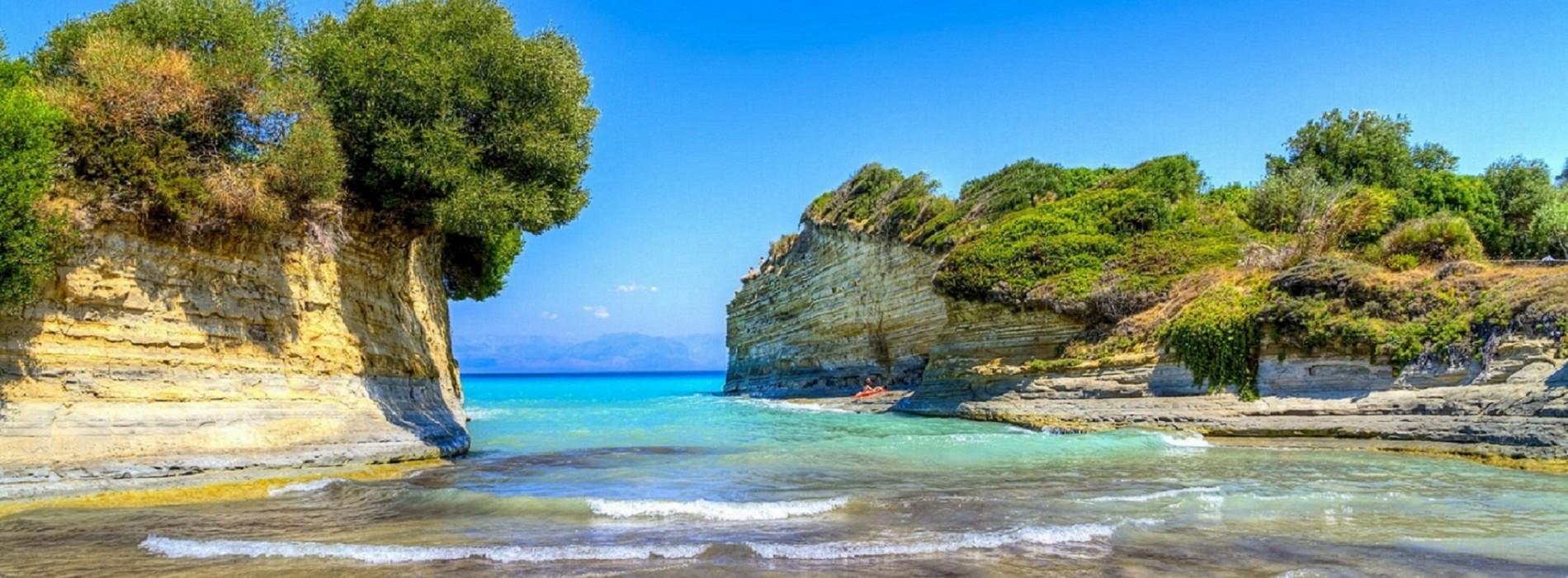 Romancing in Greece