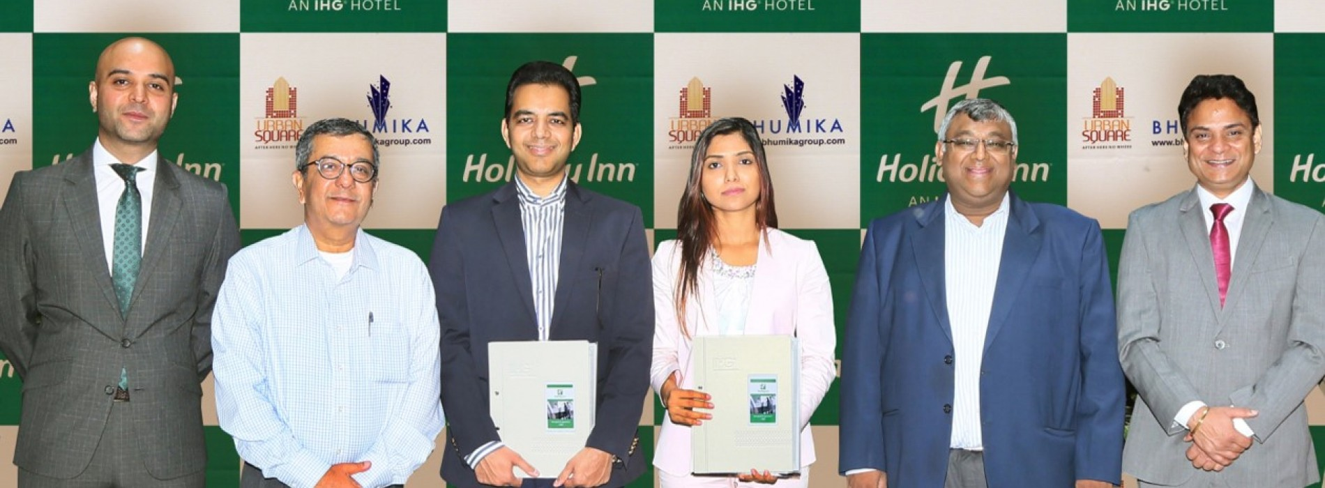 IHG debuts in Udaipur with signing of Holiday Inn Udaipur Urban Square