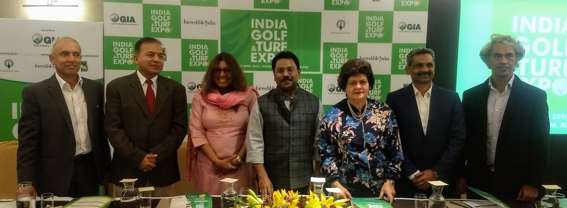 Indian Golf and Turf Expo 2019 targets INR 100 Cr as revenue from  Golf tourism in next 5 years