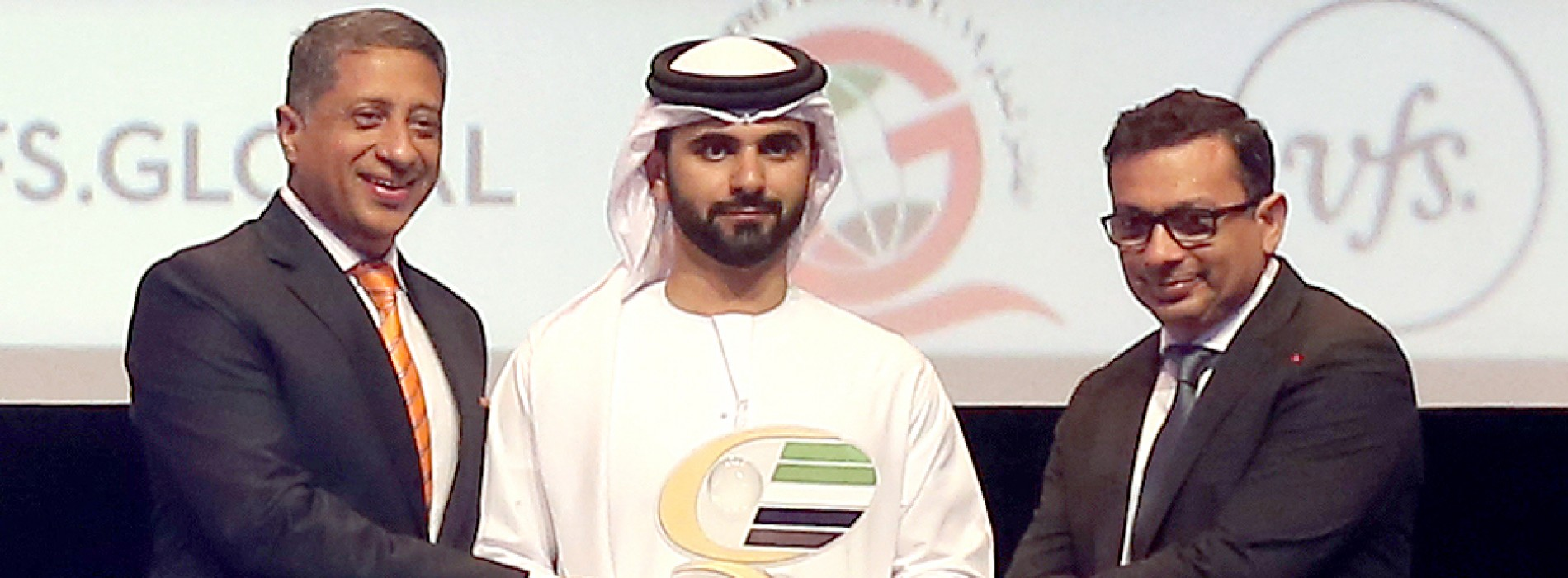 VFS Global wins the coveted Dubai Quality Global Award (DQGA)