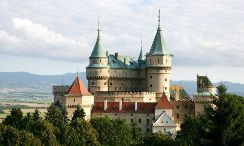 SLOVAKIA: A COUNTRY REPLETE WITH NATURE'S BOUNTIES
