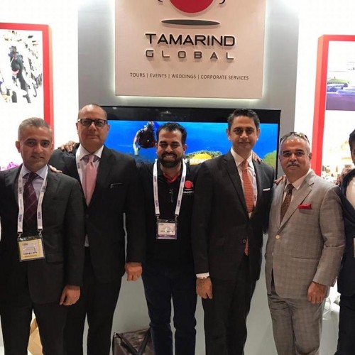 Tamarind Global participates in Arabian Travel Market 2019