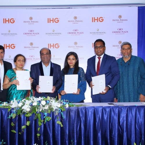 IHG strengthens luxury and upscale portfolios in India