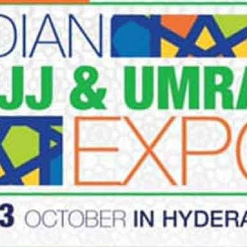 Indian Hajj & Umrah Expo in Hyderabad on 12-13 October 2019