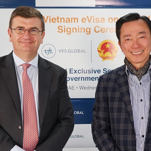 VFS Global launches the first online portal for Vietnam eVisa on Arrival for travellers