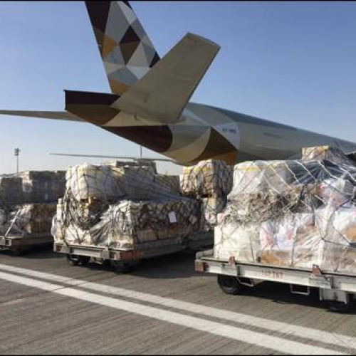 ETIHAD EXPANDS PASSENGER FREIGHTER COVERAGE FOR UAE