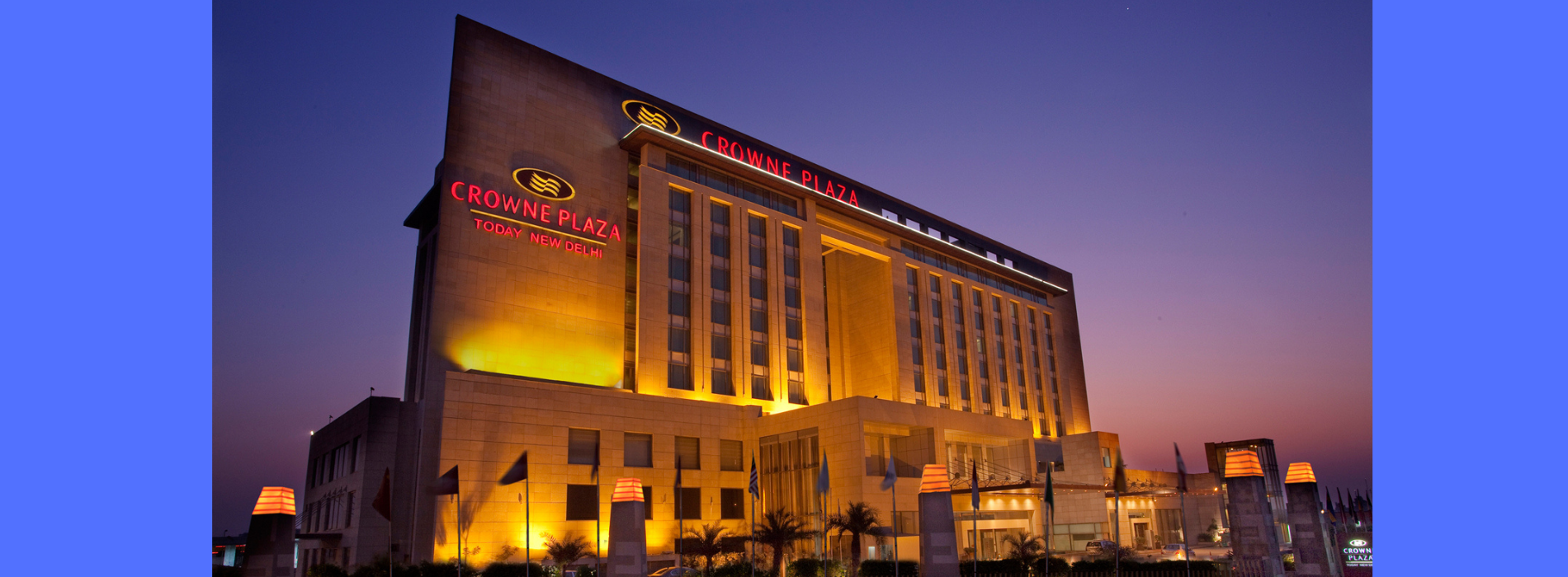 Crowne Plaza Today New Delhi Okhla reopens with enhanced safety measures & innovative offerings