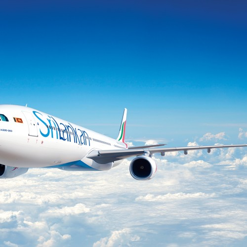 SriLankan Airlines wins Four Star Major Official Airline rating from APEX