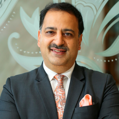 Sumeet Suri is the new General Manager of JW Marriott Kolkata