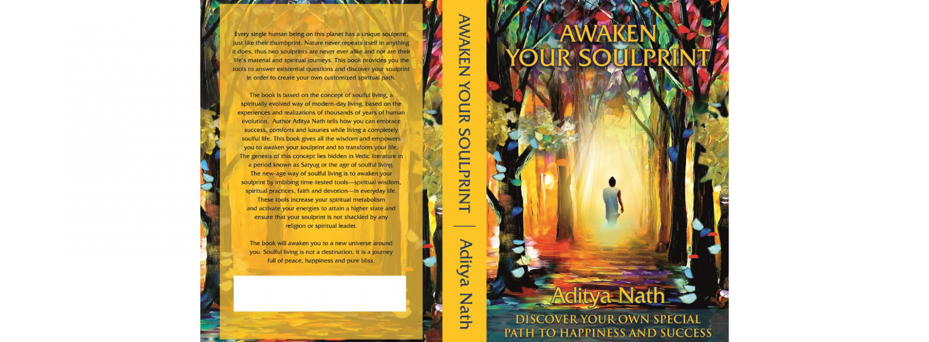 BOOK REVIEW: Awaken Your Soulprint by Aditya Nath