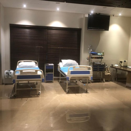 Sarovar Hotels with Iamgurgoan and Emoha launches COVID Care center for elderly people
