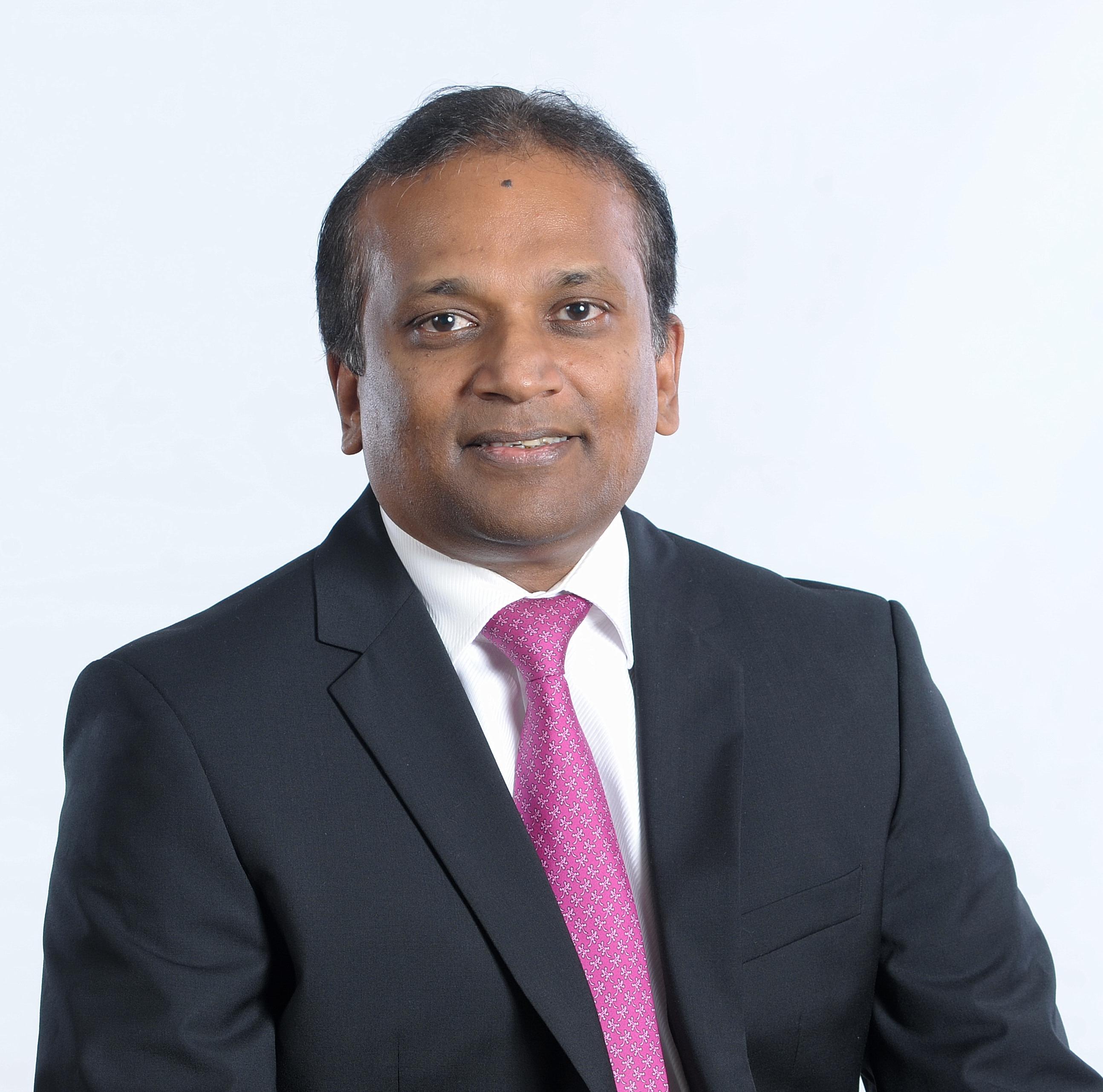 SLA Chairman Ashok Pathirage